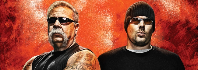 American Chopper: Senior vs. Junior (American Chopper: Senior vs. Junior) — 1. série
