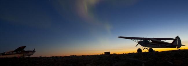 Lety po divoké Aljašce (Flying Wild Alaska) — 1. série