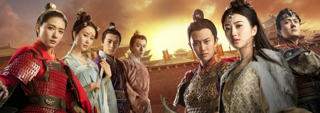 The Glory of Tang Dynasty (Da Tang Rong Yao) — 2. série