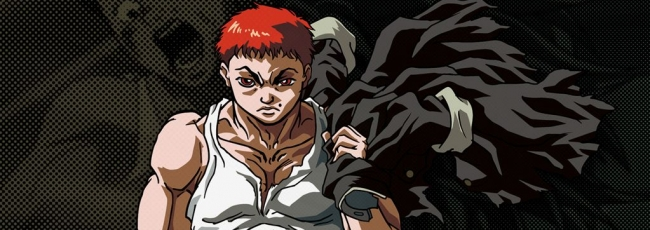 Baki the Grappler (Grappler Baki)