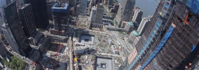 Obnovení: Přestavba Ground Zero (Rising: Rebuilding Ground Zero) — 1. série
