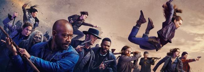 Živí mrtví: Počátek konce (Fear the Walking Dead) — 5. série