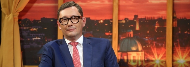 Talk show Jiřího Ovčáčka (Talk show Jiřího Ovčáčka) — 1. série