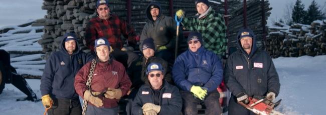 Američtí dřevorubci (American Loggers) — 1. série