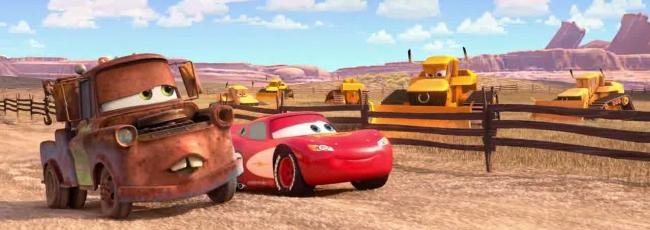 Autogrotesky: Burákovy povídačky (Cars Toons: Mater's Tall Tales) — 1. série