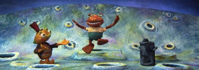 Karlík, zlatá rybka (Karlík, zlatá rybka) — 1. série