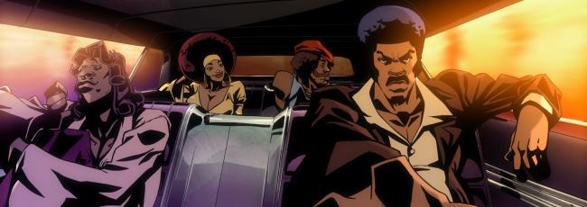 Black Dynamite (Black Dynamite) — 1. série