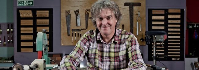 Laboratoř pro chlapy Jamese Maye (James May's Man Lab) — 2. série