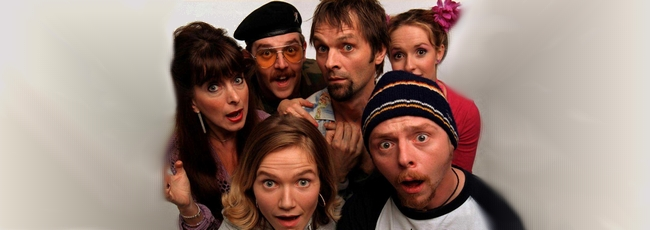 Spaced (Spaced) — 2. série
