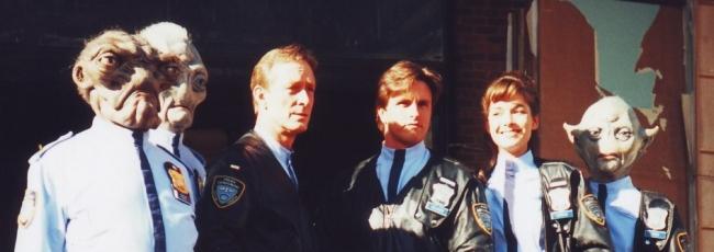 Space Precinct (Space Precinct) — 1. série