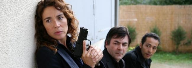 Komisařka Diana Carrová (Diane, femme flic)