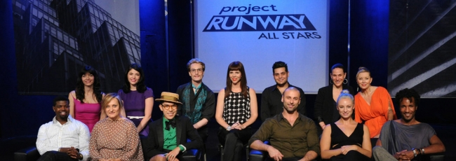 Project Runway All Stars (Project Runway All Stars) — 1. série