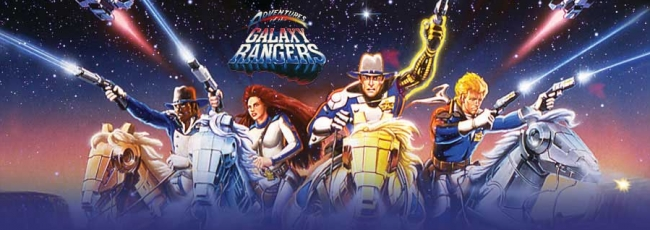 The Adventures of the Galaxy Rangers (Adventures of the Galaxy Rangers, The) — 1. série