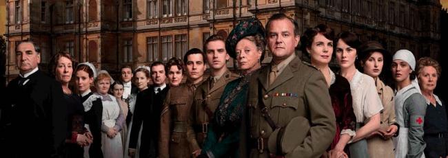 Panství Downton (Downton Abbey) — 2. série