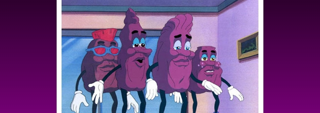 Kalifornské rozinky (California Raisin Show, The) — 1. série