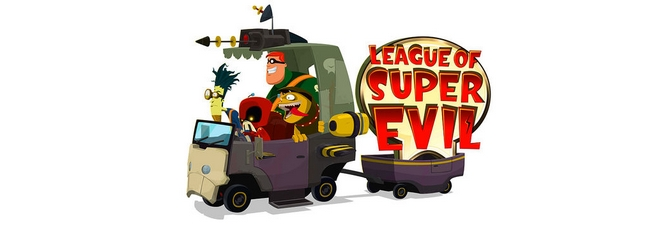 The League of Super Evil (League of Super Evil, The) — 1. série