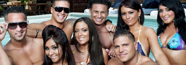 Pařba v Jersey Shore (Jersey Shore) — 1. série