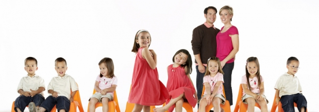 Jon & Kate Plus 8 (Jon & Kate Plus 8) — 1. série