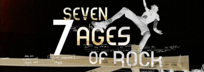 Sedm epoch rocku (Seven Ages of Rock) — 1. série