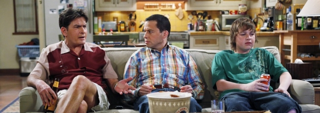 Dva a půl chlapa (Two and a Half Men) — 7. série