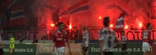 Hooligans - Zákon tribuny (The Real Football Factories International) — 1. série