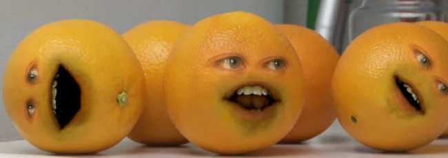 Otravný pomeranč (Annoying Orange, The)