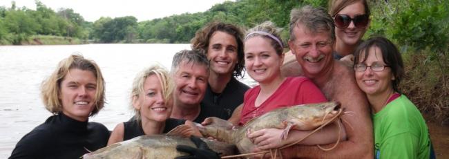 Rybaření rukama s venkovany (Hillbilly Handfishin') — 1. série