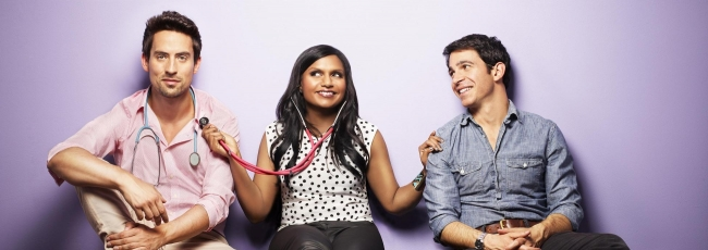 The Mindy Project (Mindy Project, The) — 1. série