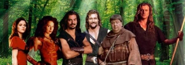 Nová dobrodružství Robina Hooda (New Adventures of Robin Hood, The)