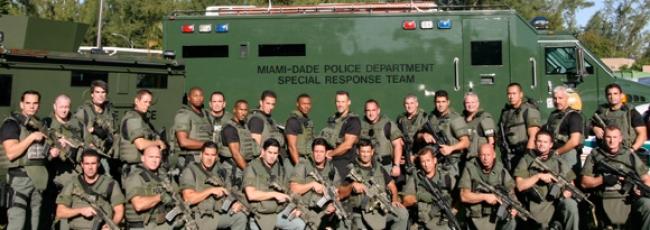 Tým rychlého nasazení Miami (Miami Swat) — 1. série