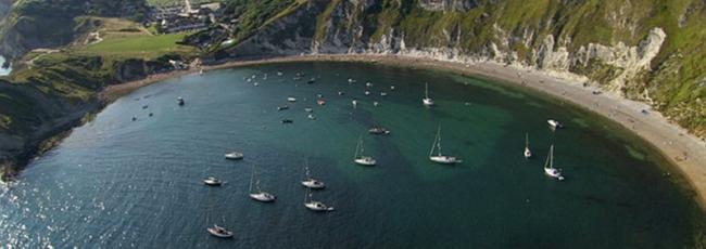 Krásy evropského pobřeží (Tour d'Europe du littoral vu du ciel)