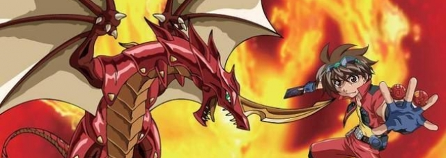 Bakugan Battle Brawlers (Bakugan Battle Brawlers) — 1. série