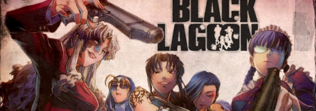 Black Lagoon: The Second Barrage (Black Lagoon: The Second Barrage) — 1. série