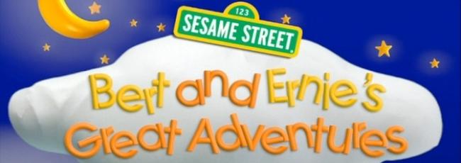 Bert a Ernie (Bert and Ernie's Great Adventure)