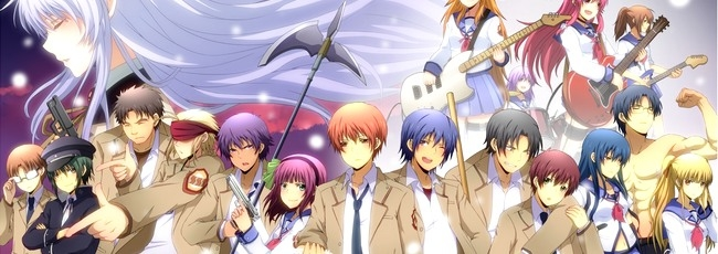 Angel Beats! (Angel Beats!) — 1. série
