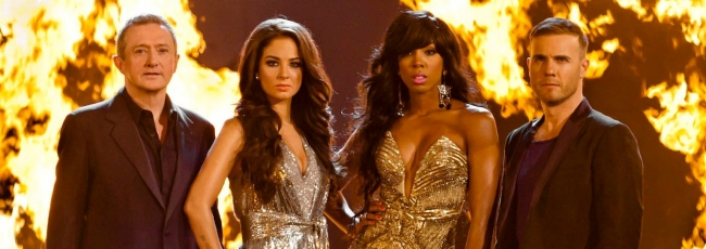 The X Factor (X Factor, The) — 9. série