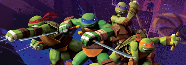 Želvy Ninja (Teenage Mutant Ninja Turtles) — 1. série