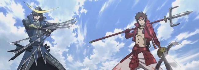 Sengoku basara (Sengoku basara) — 1. série
