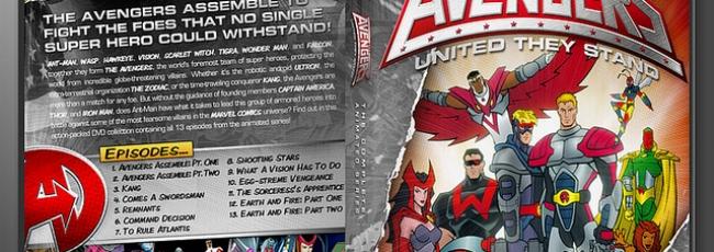 Avengers (Avengers) — 1. série