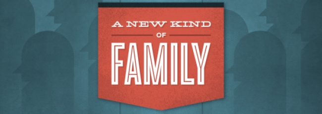 A New Kind of Family (New Kind of Family, A) — 1. série
