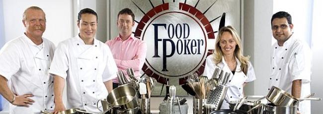 Poker v kuchyni (Food Poker) — 1. série