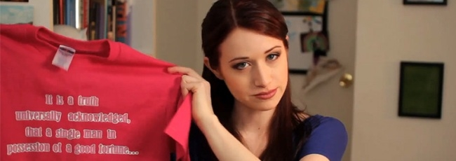 The Lizzie Bennet Diaries (Lizzie Bennet Diaries, The) — 1. série