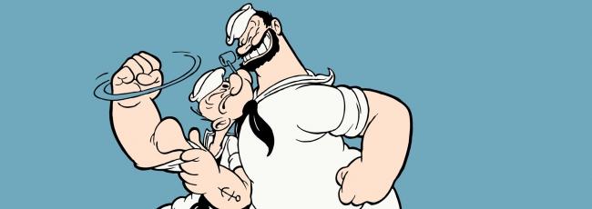 Pepek námořník (Popeye the Sailor)