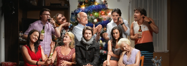 A Moody Christmas (A Moody Christmas) — 1. série