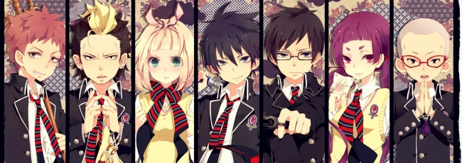 Blue Exorcist (Blue Exorcist)
