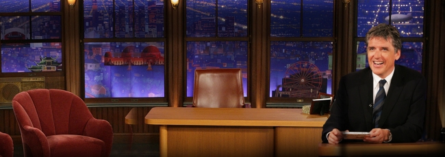 The Late Late Show with Craig Ferguson (Late Late Show with Craig Ferguson, The) — 1. série