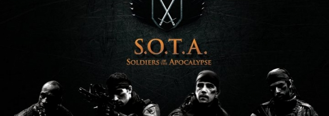 Soldiers of the Apocalypse (Soldiers of the Apocalypse) — 1. série