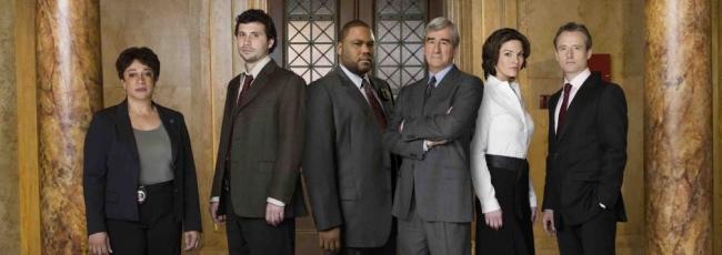 Zákon a pořádek (Law & Order) — 20. série