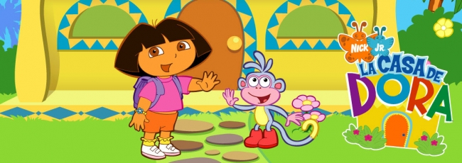 Dora průzkumnice (Dora the Explorer)