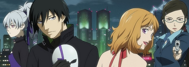 Darker than black: Kuro no keiyakusha (Darker than black: Kuro no keiyakusha)